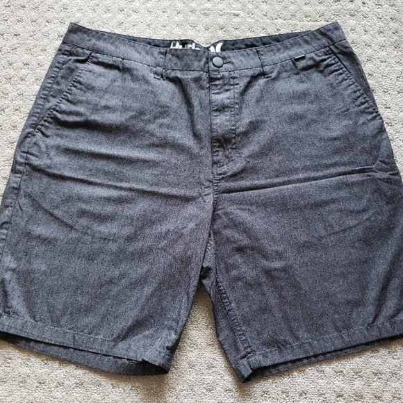 Hurley Other - Hurley Casual Flat Front shorts EUC